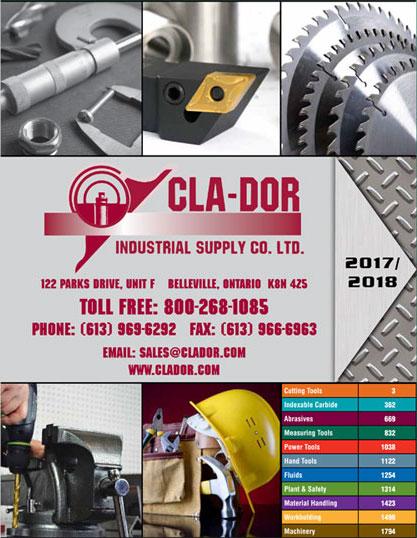 CLA-DOR - Printed Catalogue