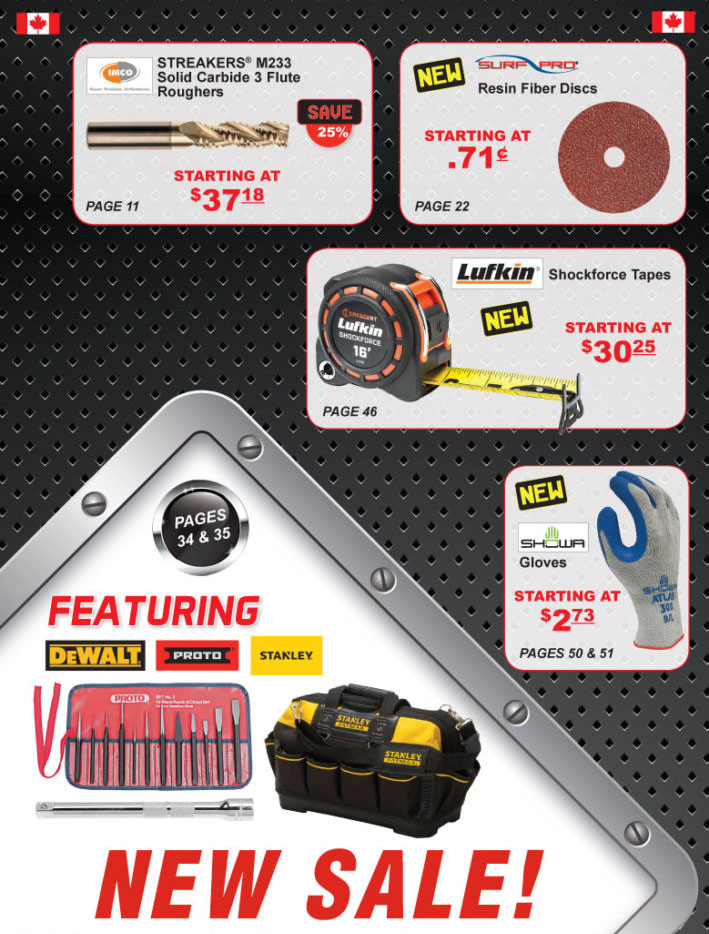CLA-DOR Industrial Supply - Promotions